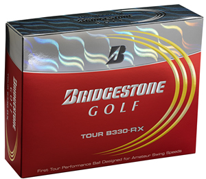 Bridgestone B330-RX 2010 Golf Ball