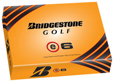 Bridgestone e6 2009 Golf Ball