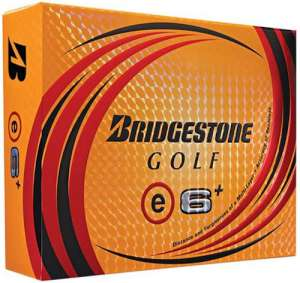 Bridgestone e6+ 2009 Golf Ball