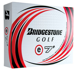 Bridgestone e7+ 2009 Golf Ball