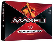 Maxfli Powermax Distance Golf Ball