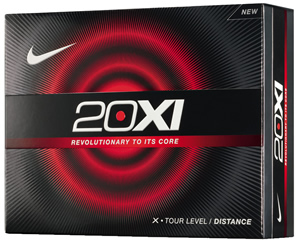 Nike 20XI X (2011) Golf Ball