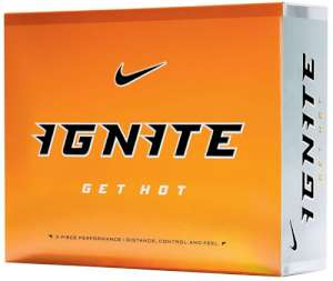 Nike Ignite Golf Ball