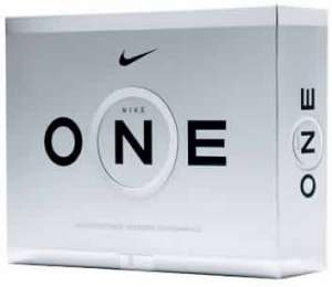Nike 06 One Platinum Golf Ball