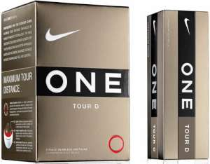 Nike One Tour D Golf Ball