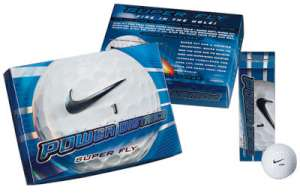 Nike Power Distance Super Fly 2 Golf Ball