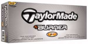 TaylorMade Burner TP Golf Ball