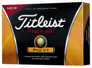 Titleist Pro V1 2011 Golf Ball