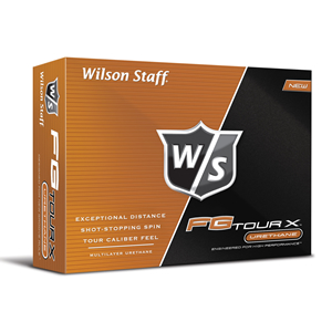 Wilson FG Tour X Golf Ball