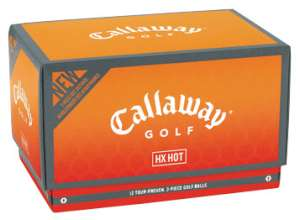 Callaway HX Hot Golf Ball