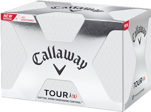 Callaway Tour i(s) Golf Ball
