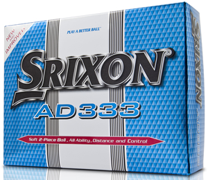 Srixon AD333 2011 Golf Ball