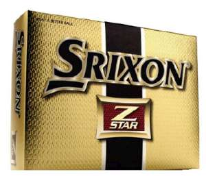 Srixon Z-Star 2009 Golf Ball