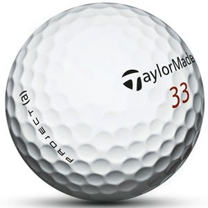 TaylorMade Project (a) 2016 Golf Ball