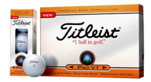 Titleist ProV1 2005 Golf Ball