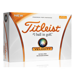 Titleist Velocity 2012 Golf Ball