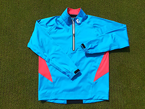 FootJoy HydroKnit Waterproof Pullover Clothing