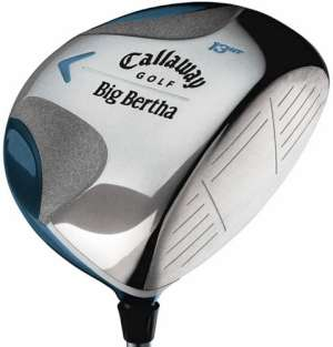 Callaway 08 Big Bertha Ladies Driver