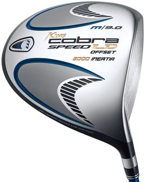 Cobra LD M-Speed Offset Driver