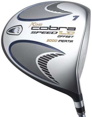 Cobra LD M-Speed Offset Ladies Driver