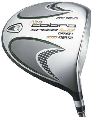 Cobra LD M-Speed Offset Senior Driver