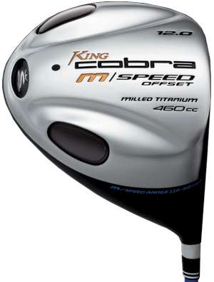 Cobra M/Speed Offset Ladies Driver