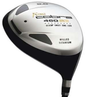 Cobra 460 SZ Graphite Shaft Driver