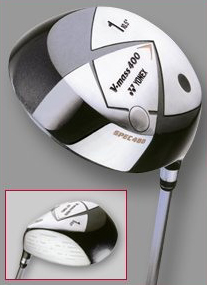 Yonex V-Mass 400SE+ Graphite Shaft Driver