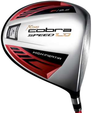 Cobra Speed LD F Driver
