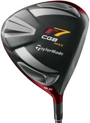 Taylormade R1 Driver >> TaylorMade r7 CGB MAX Driver Review - Golfalot