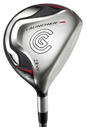 Cleveland 2009 Launcher 7 Wood Fairway Wood