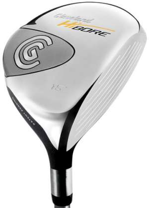 Cleveland HiBore 22' Graphite Shaft Fairway Wood