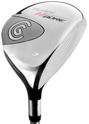 Cleveland W-Series HiBore 7 Wood Graphite Shaft Fairway Wood