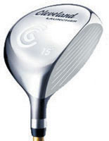 Cleveland Launcher 4 Wood Steel Shaft Fairway Wood