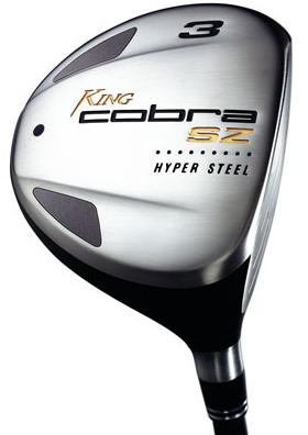Cobra SZ 9 Wood Graphite Shaft Fairway Wood