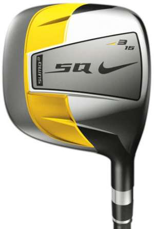 Nike SQ Sumo2 3 Wood Ladies Graphite Shaft Fairway Wood