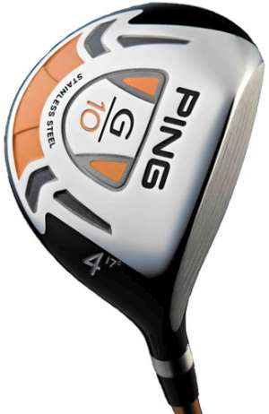 Ping G10 Strong 3 Wood Graphite Shaft Fairway Wood