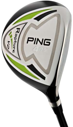 Ping Rapture V2 4 Wood Fairway Wood