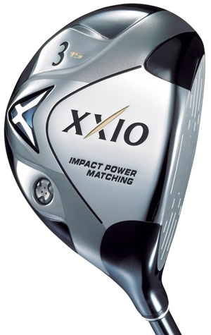 Srixon XX10 3 Wood 2010 Fairway Wood