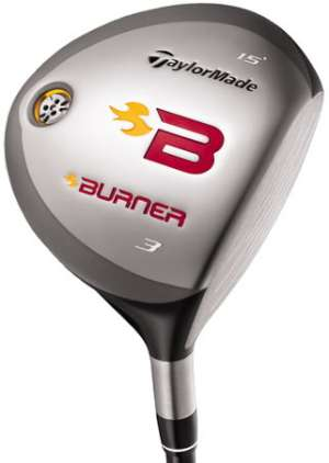 TaylorMade Burner High Launch 5 Wood Graphite Shaft Fairway Wood