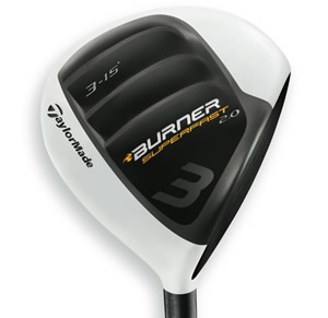 TaylorMade Burner Superfast 2.0 Fairway Wood