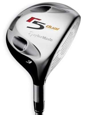 TaylorMade r5 Dual 7 Wood Graphite Shaft Fairway Wood
