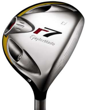TaylorMade r7 Ti 5 Wood Graphite Shaft Fairway Wood