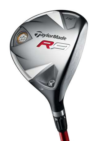 TaylorMade R9 TP 4 Wood Fairway Wood