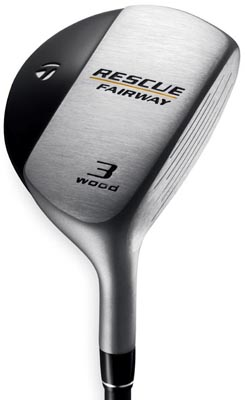 TaylorMade Rescue Fairway 5-Wood Graphite Shaft Fairway Wood