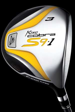 Cobra S-91 F/ST Fairway Wood