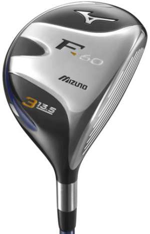 Mizuno F-60 Fairway Wood