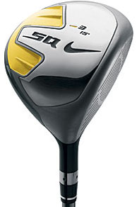 Nike SasQuatch Fairway Wood