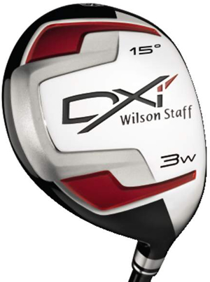 Wilson Staff DXi Fairway Wood