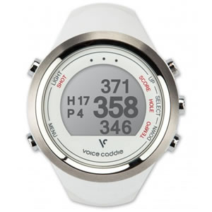 Voice Caddie T1 Watch Golf GPS Rangefinder